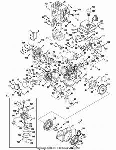 Mtd 31ah54k3897  2009  90026pc  2009  Parts Diagram For