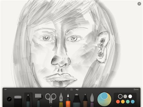 drawing apps   ipad pro page