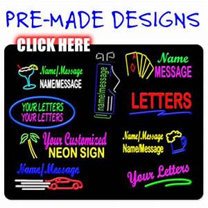 Custom Neon Signs Custom Neon Sign Manufacturer Custom