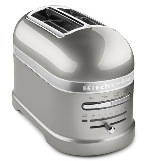 kitchen aid pro line toaster kitchenaid pro line series pearl white 2 slice