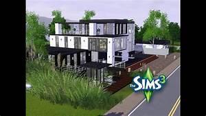 Ich Will Ein Haus Bauen : sims 3 haus bauen let 39 s build gro es modernes haus mit penthauswohnung youtube ~ Markanthonyermac.com Haus und Dekorationen