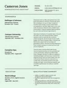 best resume sles 2017 best resume templates 2017 resumes 2017