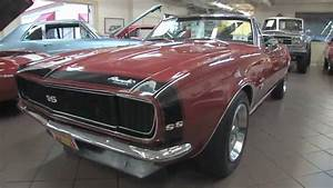 1967 Chevrolet Camaro Rs Ss 396 Convertible For Sale With