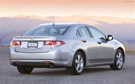 Acura Tsx 2009 Pictures Widescreen Exotic Car Image 40 Of