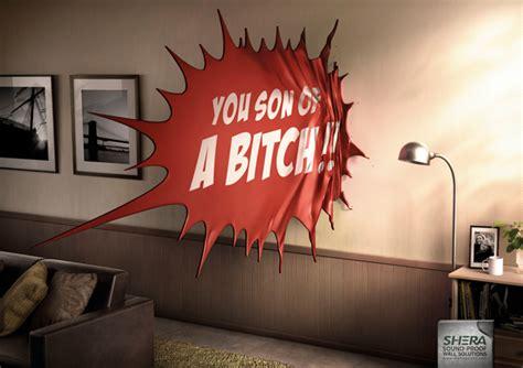 popular award winning print advertisements