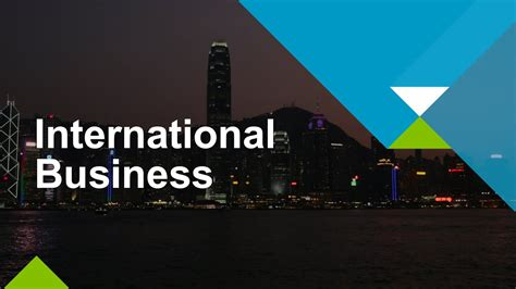 Studying International Business At Unsw Business School Youtube