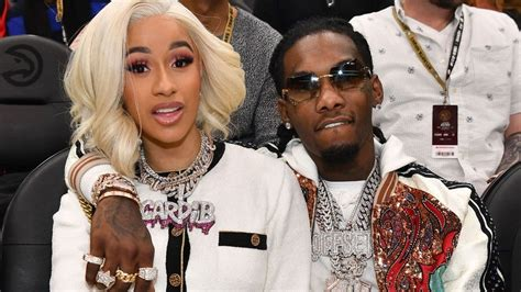 Cardi B's Husband Offset Hints That the Two Will Release a ...