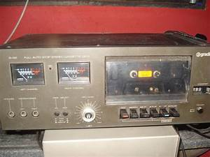 Tape Deck Gradiente S95