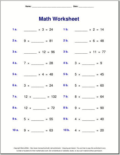7th grade math worksheets pdf homeshealth info