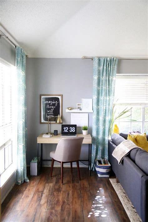 ways  pull   office nook   living room digsdigs
