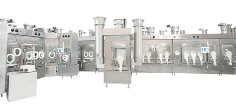 snowbell aseptic vial filling  snowbell machines pvt  cphi
