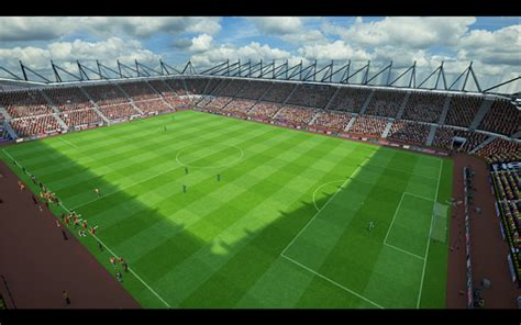 Update PES 2013 New Pride Park Stadium FC Derby County by ...