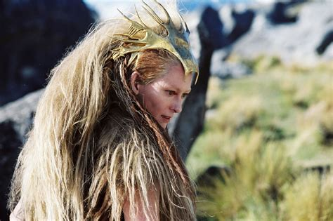 chronicles of narnia the the witch and the photos of tilda swinton
