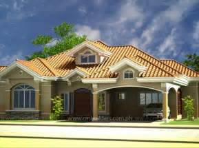 Home Design Gallery - mediterranean house design cm builders