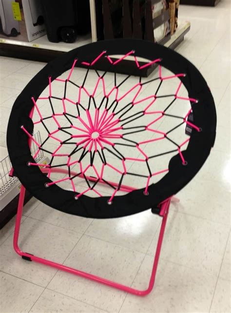 bungee chair canada furniture black and pink round bungee