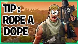 Tip Chart The Rope A Dope Tip Fortnite Battle Royale Solo Squad