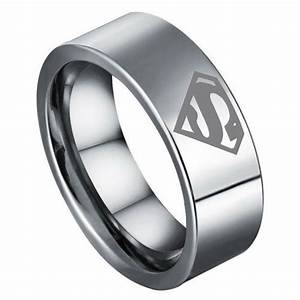 27 best images about superman on pinterest wonder woman With superman wedding rings