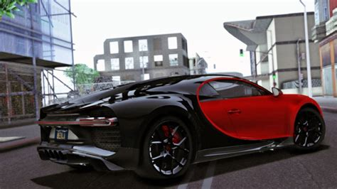 To do this, click the link at the bottom of the description. GTA San Andreas 2018 Bugatti Chiron Sports Mod - GTAinside.com