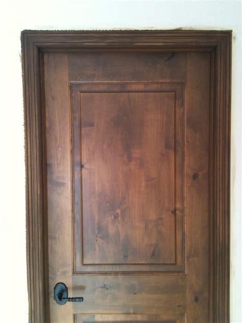 staining wood doors interior staining alder wood method drcustompainting