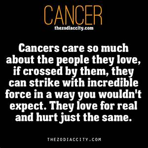 Best 25+ Zodiac... Cancer Star Sign Quotes
