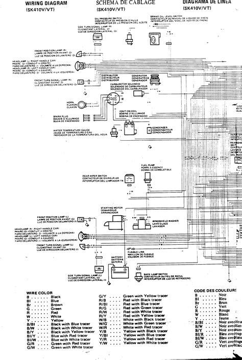 service manual suzuki upercarry st410k suzuki supercarry st410k jpg electrical wiring diagram