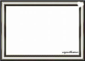 Cadre Noir Et Blanc : montage photo cadre noir et blanc pixiz ~ Teatrodelosmanantiales.com Idées de Décoration