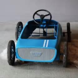Vintage Kids Pedal Car