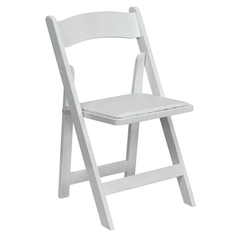 white folding chairs paramedics