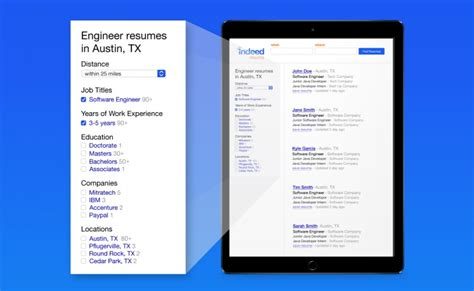Advanced Resume Search Indeed by How To Use Advanced Resume Search Features To Find The Right Candidates Indeed