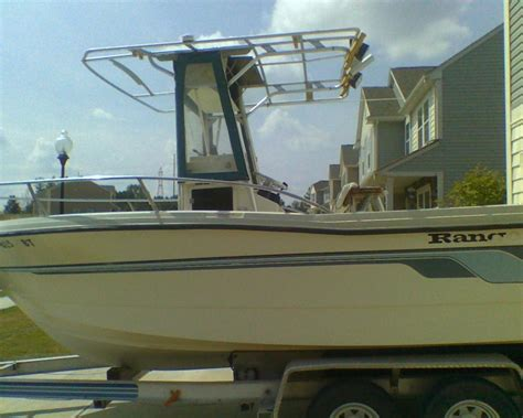 Offshore Fishing Boat Build offshore ranger boats build quality the hull truth