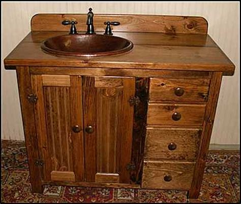 top livingroom decorations country style wood bathroom - Country Style Bathroom Vanities