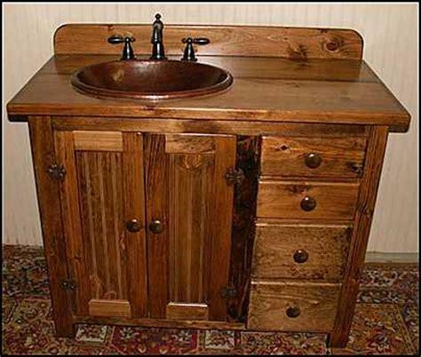 Country Vanity top livingroom decorations country style wood bathroom