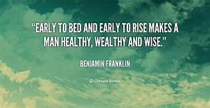 Inspiring quotes about waking up early - Fortune of Africa ...
