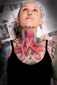Cool neck tattoo | tattoo | Pinterest | Neck Tattoos and ...