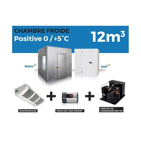 image chambre froide chambre froide positive 12m3 à 3 799 00 ht chez