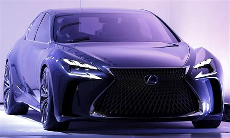2019 Lexus Ls Redesign  New Car Price Update And Release