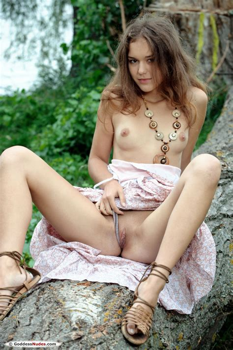 Jenya A In Naked Girl By Goddess Nudes Photos
