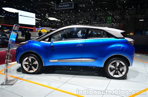 Tata Nexon To Sport Styling Cues From Range Rover Evoque