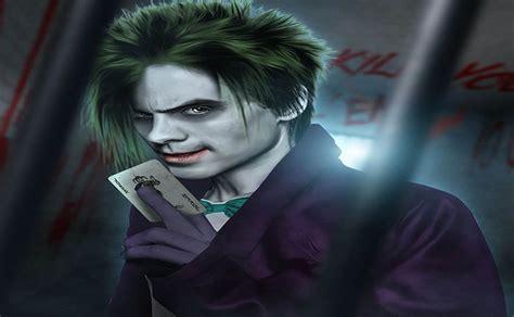 Suicide Squad Character Joker Hd Wallpaper