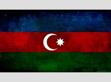 flag of Azerbaijan Full HD Wallpaper and Background Image