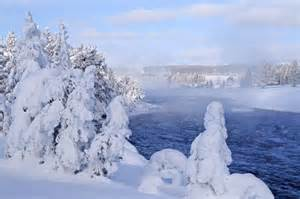Yellowstone Winter Photography