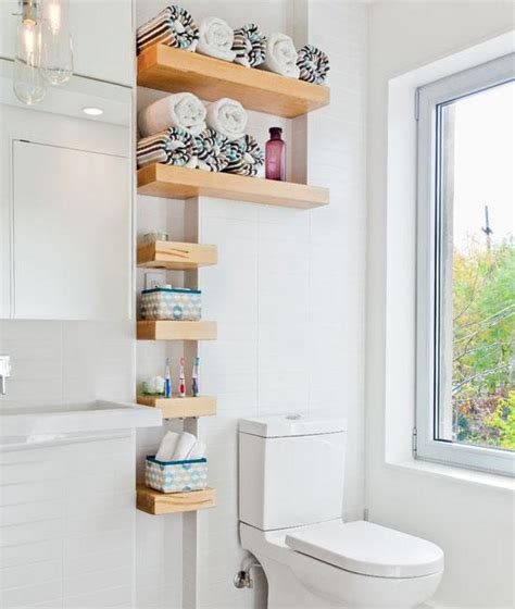 small bathroom shelves ideas bathroom decor ideas craftriver