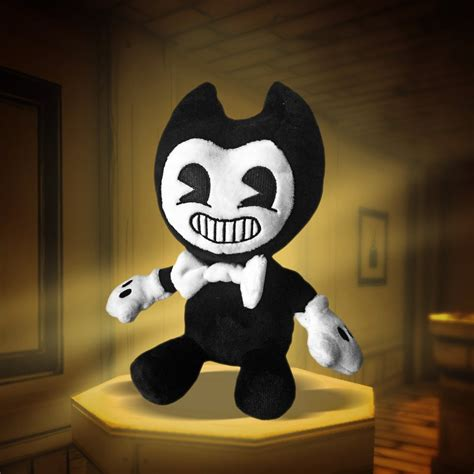 Bendy Beanie Plush – Bendy and the Ink Machine Official Store