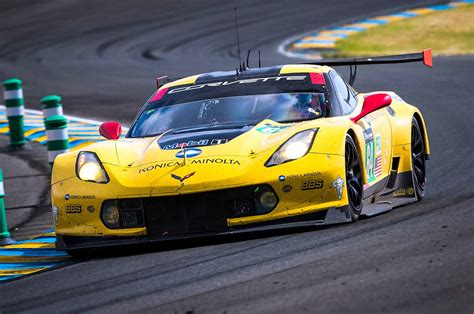 For Chevrolet And Ford, The Long Road To Le Mans