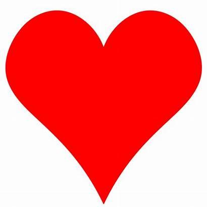 Heart Clip Shapes Shape Clipart