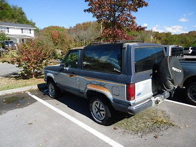 ford bronco cars  sale  tennessee