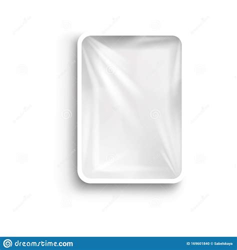 There is an option to switch off the label. Food Plastic Tray White Container With Cellophane Cover ...