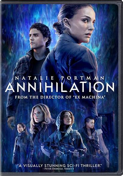Annihilation Dvd Covers Date Release Movies