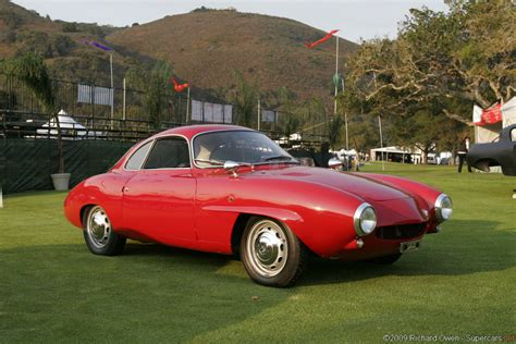 Alfa Romeo Sprint Speciale by 1957 Alfa Romeo Sprint Speciale Prototype Alfa Romeo