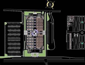 Plano Municipal Market Dwg Plan For Autocad  U2013 Designs Cad